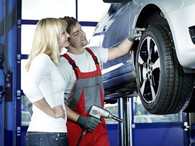 Job bei Wrede als Reifenmonteur