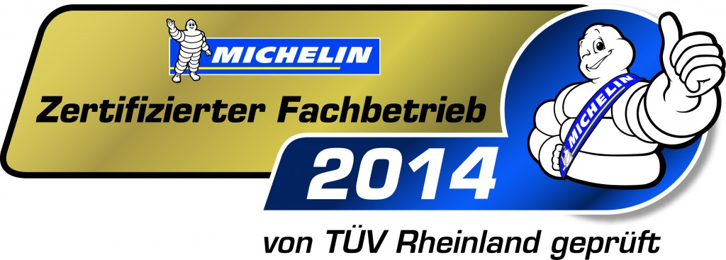 michelin zertifizierter fachbetrieb_2014